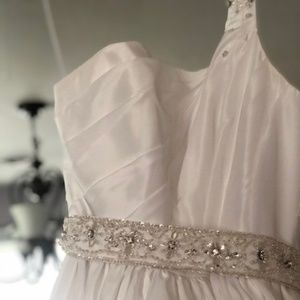 Mori Lee by Madeline Gardner Size 8 Wedding Dress
